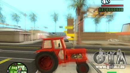 Tracteur pour GTA San Andreas