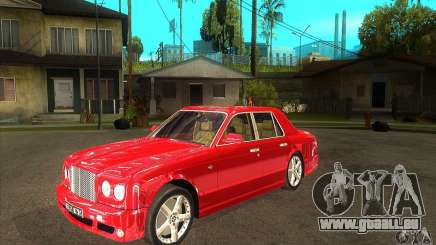 Bentley Arnage T für GTA San Andreas