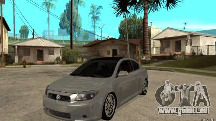 Scion tC - Stock für GTA San Andreas