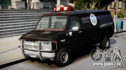 Chevrolet G20 Van V1.1 pour GTA 4