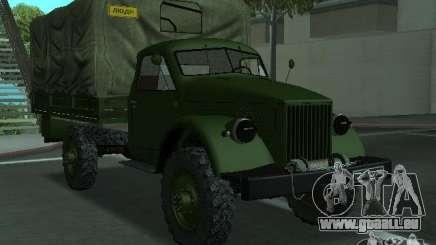 GAS 63A für GTA San Andreas