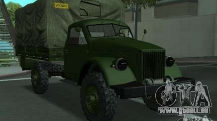GAZ 63 A pour GTA San Andreas