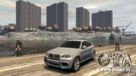 BMW X6M pour GTA 4