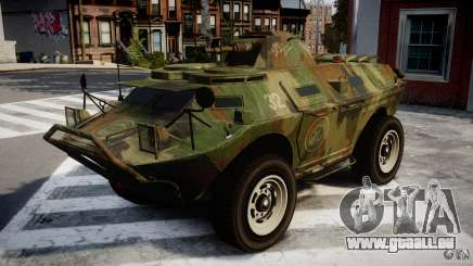 Camo APC für GTA 4