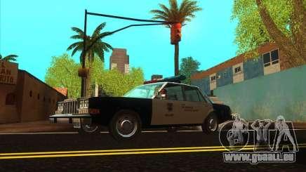 Dodge Diplomat 1985 LAPD Police für GTA San Andreas