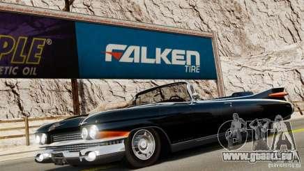 Cadillac Eldorado III Biarritz für GTA 4