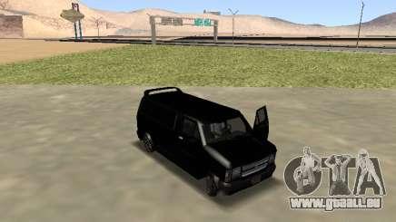 Burrito HD pour GTA San Andreas