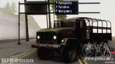 AM général m-939A2 1983 pour GTA San Andreas