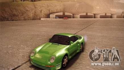 Porsche 959 1987 pour GTA San Andreas