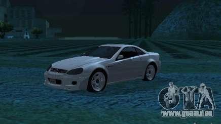 GTA IV Feltzer pour GTA San Andreas