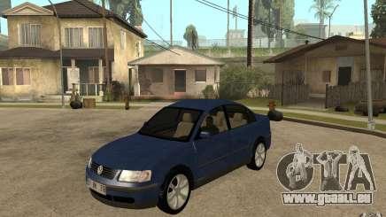 VW Passat B5 1.8T für GTA San Andreas