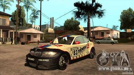 BMW 135i Coupe GP Edition Skin 1 pour GTA San Andreas