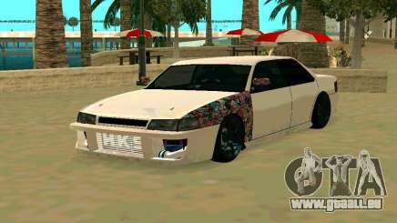 New Sultan v1.0 pour GTA San Andreas
