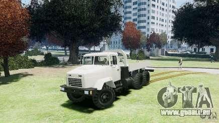 KrAZ-6322 für GTA 4