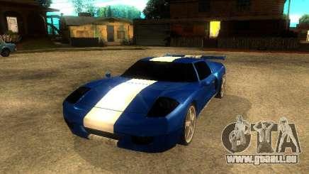 Bullet GT Drift pour GTA San Andreas