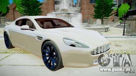 Aston Martin Rapide für GTA 4