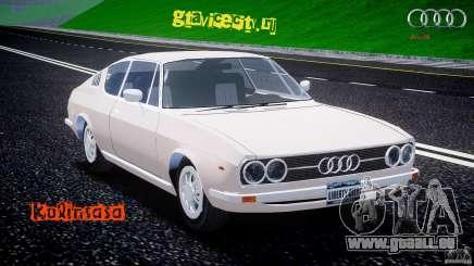 Audi 100 Coupe S für GTA 4