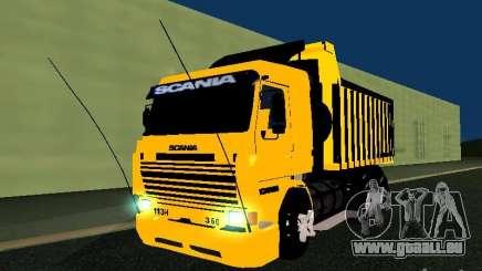Scania 113H für GTA San Andreas