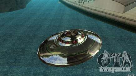 Real UFO pour GTA San Andreas