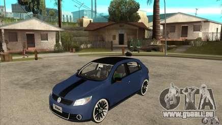 Volkswagen Gol Vintage für GTA San Andreas