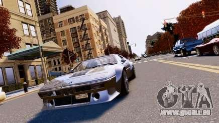 BMW M1 EPM v2.0 für GTA 4