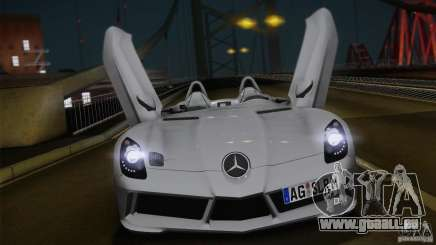 Mercedes-Benz SLR Stirling Moss 2005 für GTA San Andreas