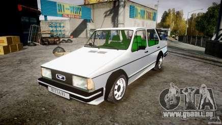 Volkswagen Jetta 1981 pour GTA 4