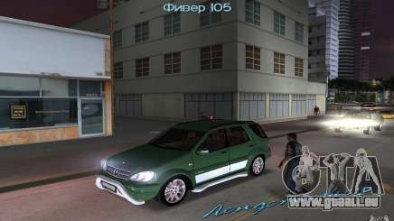 Mercedes-Benz ML55 Demec pour GTA Vice City