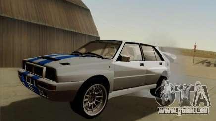 Lancia Integrale Evo für GTA San Andreas