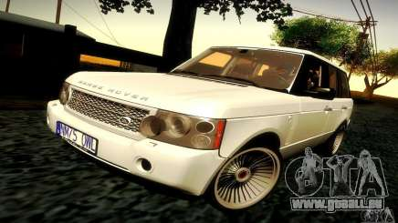 Range Rover Supercharged pour GTA San Andreas