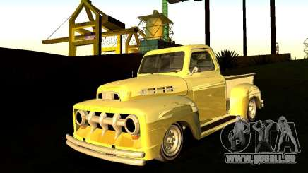 Ford Pick Up Custom 1951 LowRider für GTA San Andreas