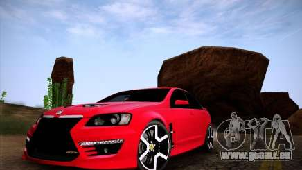 Holden HSV GTS pour GTA San Andreas