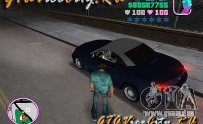 Lexus für GTA Vice City