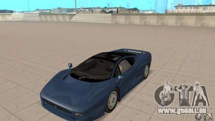 Jaguar XJ220 für GTA San Andreas