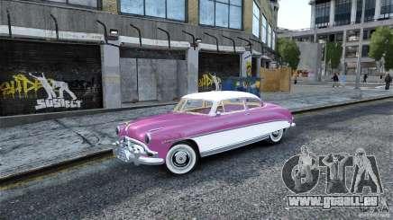 Hudson Hornet Coupe 1952 pour GTA 4