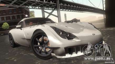 TVR Sagaris 2005 V1.0 für GTA San Andreas
