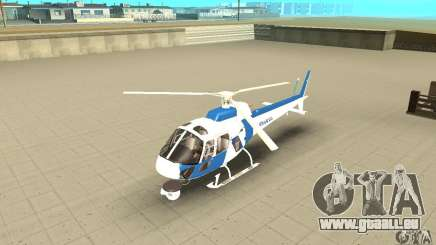 AS-350 Police pour GTA San Andreas
