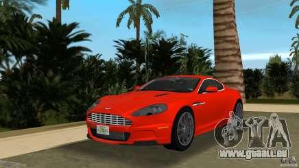 Aston Martin DBS V12 pour GTA Vice City