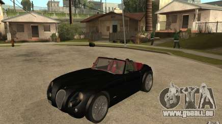 Wiesmann Roadster MF3 für GTA San Andreas