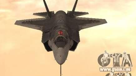 F-35 Eagle pour GTA San Andreas