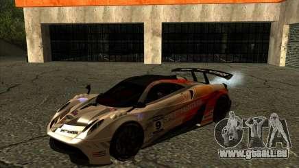 Pagani Huayra SHE für GTA San Andreas