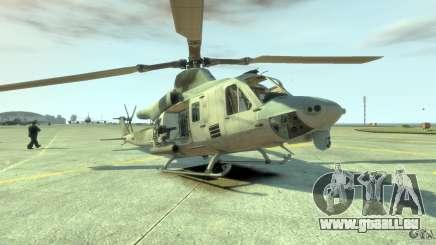 Bell UH-1Y Venom für GTA 4