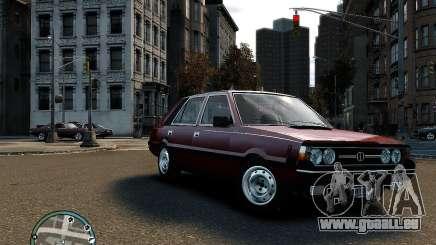 FSO Polonez 1500 Borewicz pour GTA 4