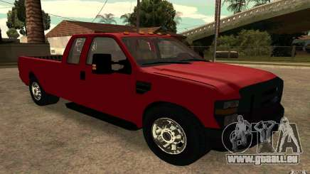 Ford F250 Super Dute pour GTA San Andreas