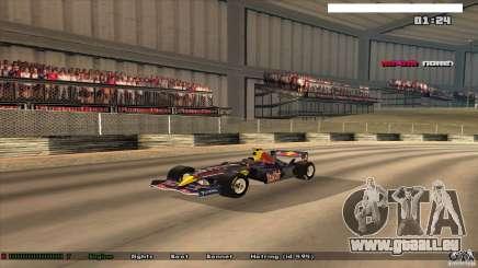 Ferrari F1 RedBull pour GTA San Andreas
