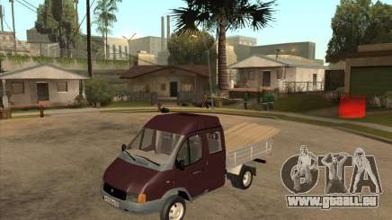 GAZ 33023 pour GTA San Andreas