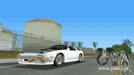 Mazda Savanna RX-7 FC3S pour GTA Vice City