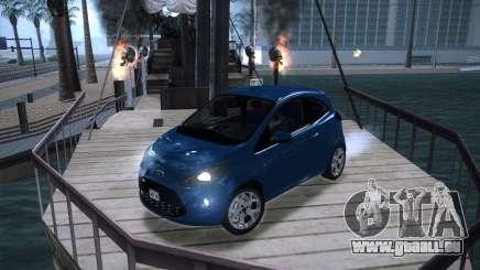 Ford Ka 2011 pour GTA San Andreas