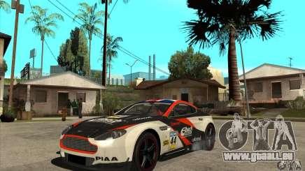 Aston Martin v8 Vantage N400 pour GTA San Andreas
