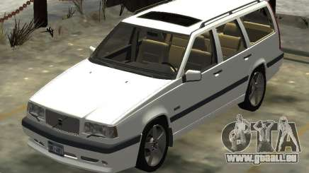 Volvo 850 R 1996 Rims 2 für GTA 4